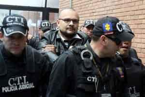 CTI Inspecciona sede del Centro Democrático en Bogotá por caso del 'hacker' Sepúlveda