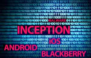 Inception, malware  'de película'