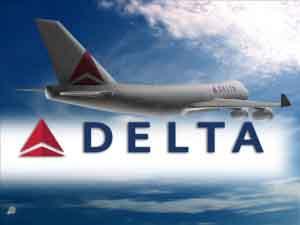 Una falla en Delta Airlines expone pases de embarque de pasajeros