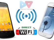 Wi-Fi Direct experimenta problemas de vulnerabilidad