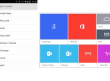 Outlook llega a Android e iOS