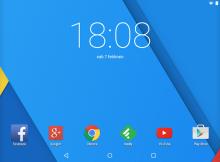 Oxygen OS, CM 12 para Nexus 9