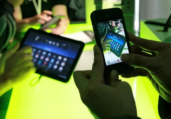 Android malware secuestra