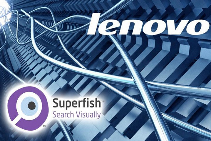 Lenovo regala antivirus McAfee  SuperFish