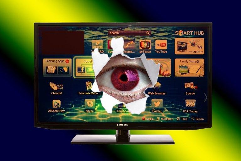 Samsung tv espionaje