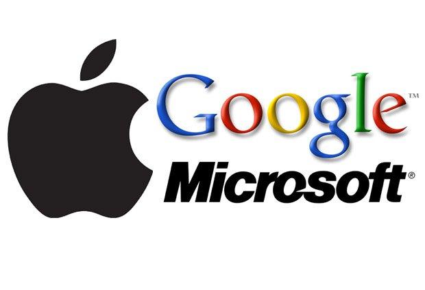 Google a Apple y Microsoft vulnerabilidades