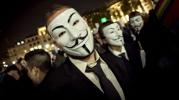 YouTube: Anonymous hackeó 800 cuentas del Estado Islámico