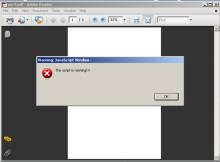 Archivos de imagen y PDF con escalas de grises podrían contener malware
