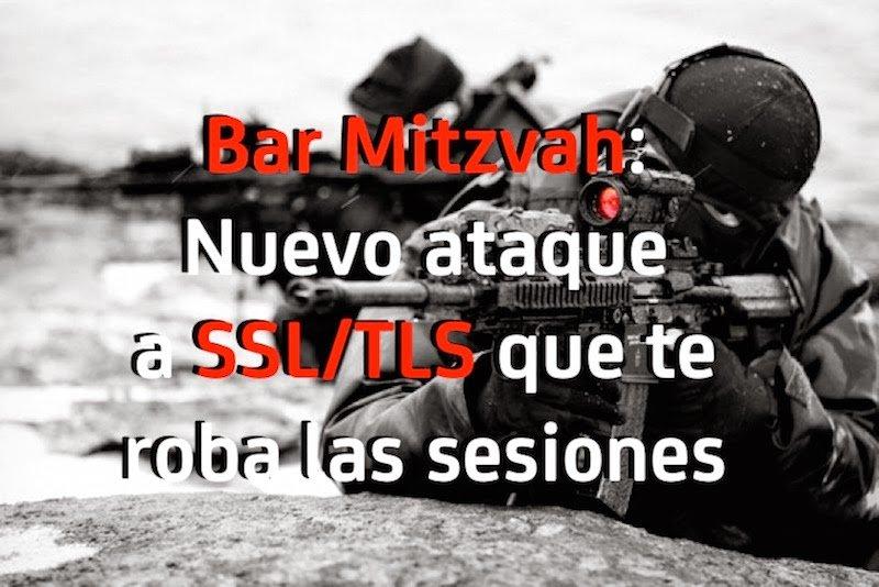 Bar Mitzvah, un nuevo fallo que permite el robo de las  SSL