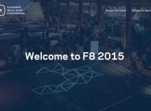 En vivo: Facebook Developer Conference F8 2015 por stream