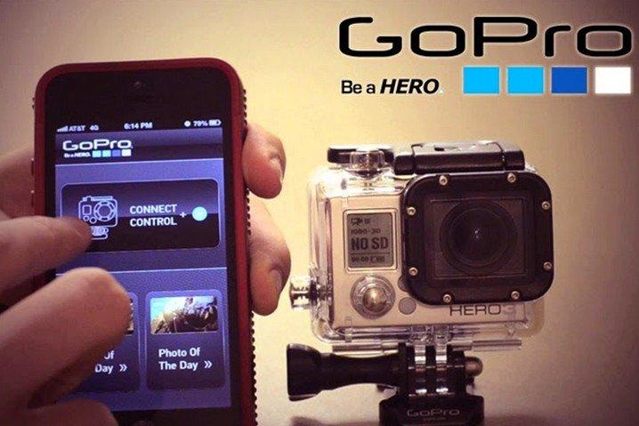 Vulnerabilidad cámara GoPro