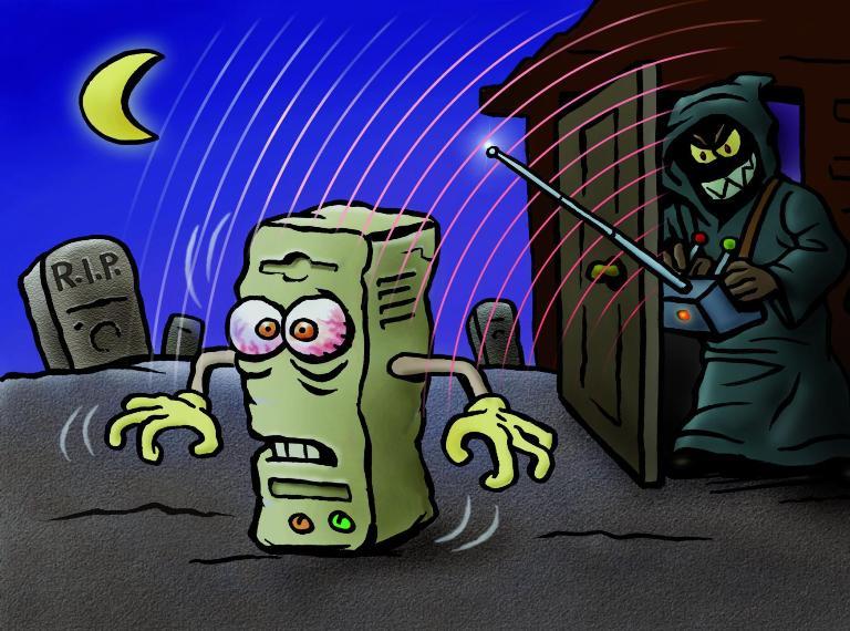 Malwares zombies desde documentos Word manipulados