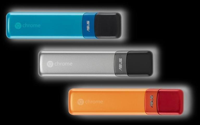 Google Chromebit: Un dongle que convierte tu TV en una Chromebook