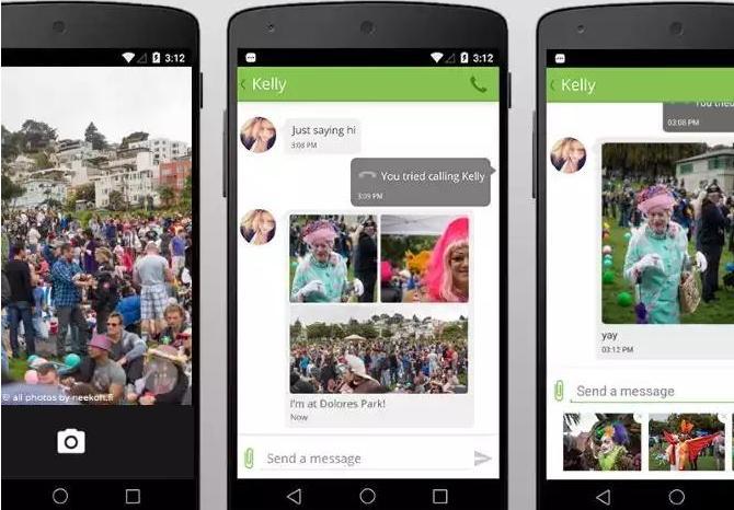 Bleep, app de mensajería vía P2P de BitTorrent, ahora permite compartir imágenes