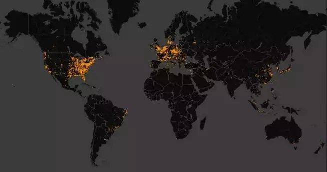 Simda, una botnet que se extiende por más de 190 países