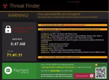 Threat Finder, un nuevo malware distribuido gracias al exploit Angler
