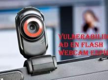 Una nueva vulnerabilidad en Flash provoca que tu webcam te espíe