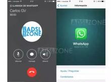 Las llamadas de voz de WhatsApp disponibles en iPhone