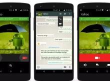 El futuro de WhatsApp: videollamadas e integración con Facebook