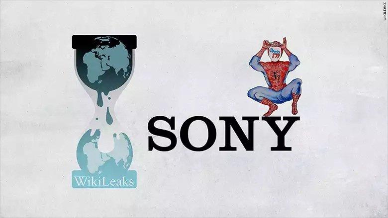 WikiLeaks crea base de datos de correos robados a Sony