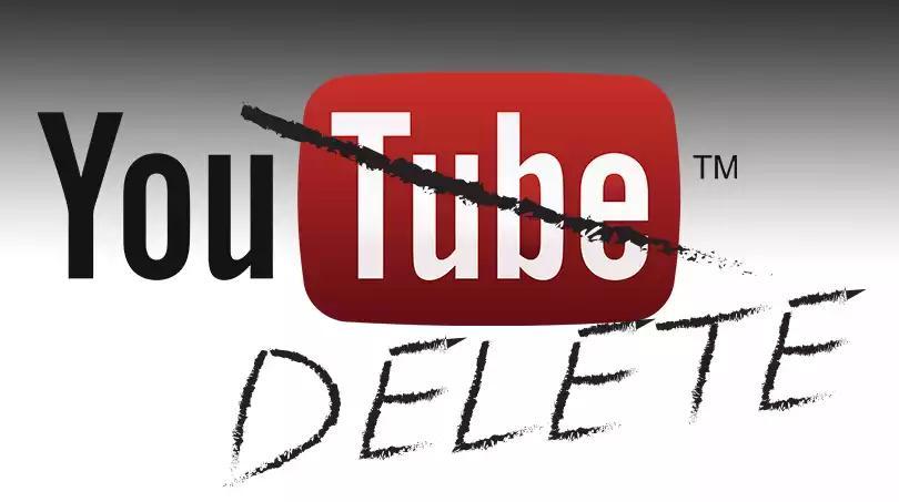 Descubre cómo borrar cualquier vídeo en YouTube con un clic y Google le recompensa