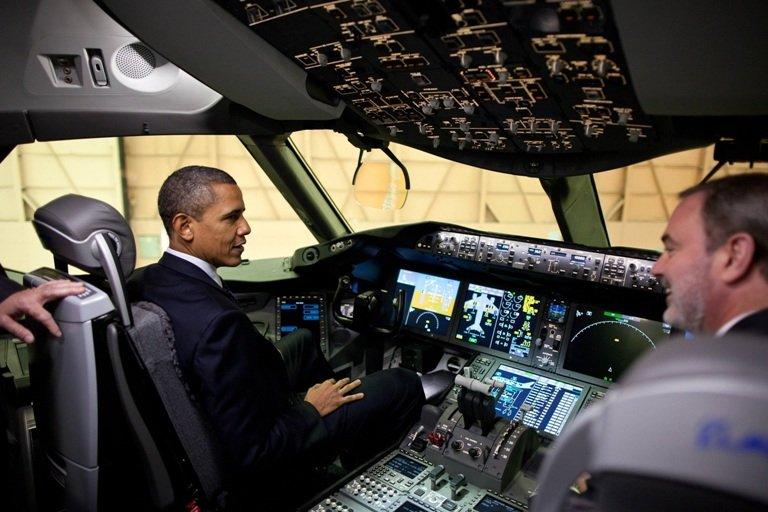 El Boeing 787 podría pararse de repente por error software