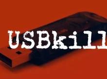 USBKill apaga tu ordenador cuando detecta actividad en un puerto USB