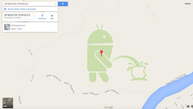 Google desactiva la herramienta de Map Maker después de hack