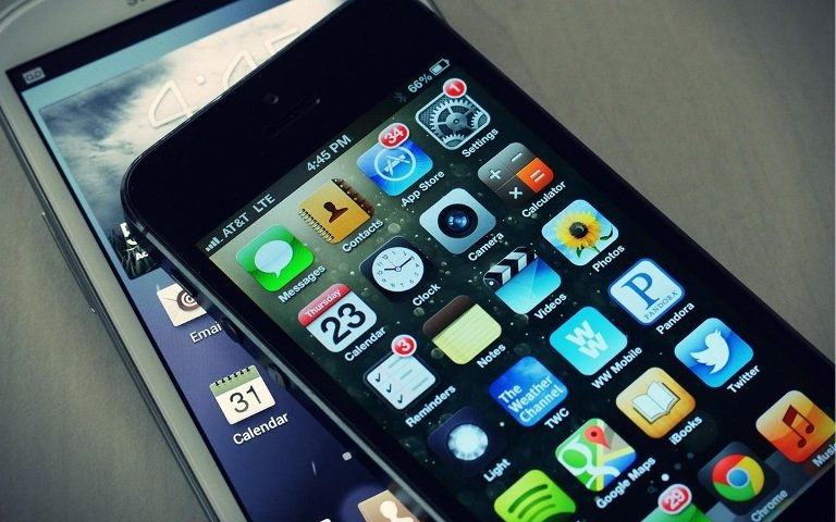 Bug en iOS provoca el reinicio del iPhone al recibir un mensaje