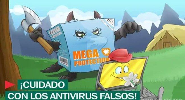 """Cómo eliminar la presencia de """"falsos antivirus"""" infiltrados en Windows"""