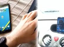 Touchless Chat: envía mensajes de WhatsApp, Facebook Messenger, Telegram o Skype sin tocar el móvil