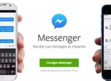 Facebook Messenger ya no requiere cuenta en la red social: solo un número como WhatsApp