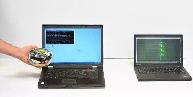 Descubren cómo robar claves PGP usando ondas de radio y un pan pita