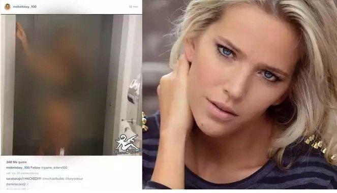"""Hackearon el instagram de Luisana Lopilato y publicaron """"fotos subidas de tono"""""""