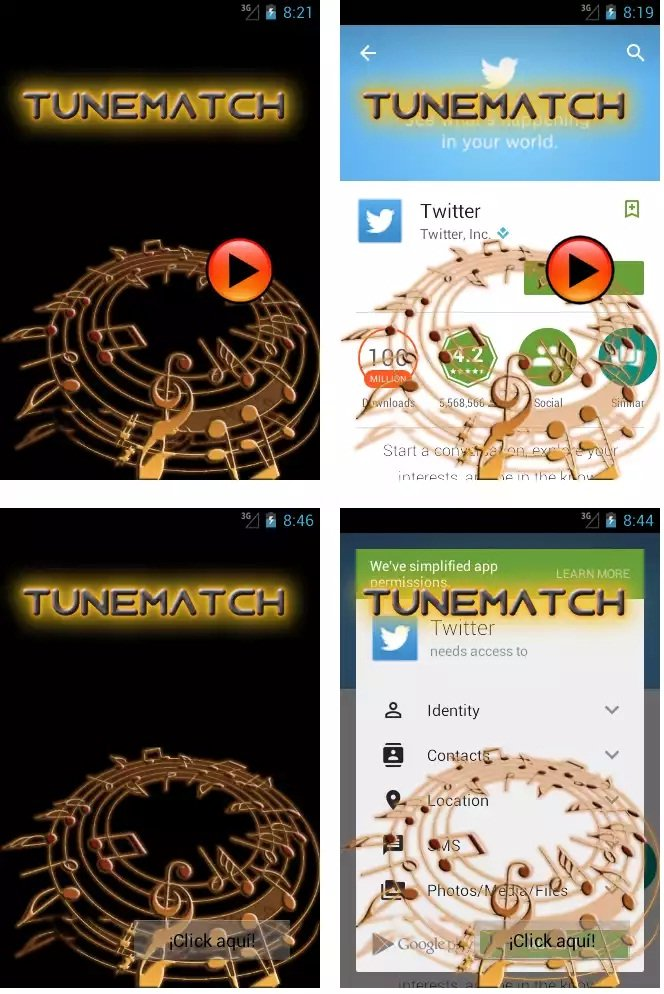 Tunematch