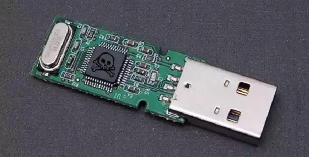 El hardware también puede tener malware