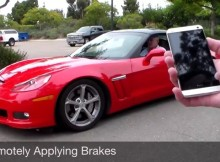 Investigadores hackean auto Corvette mediante un SMS