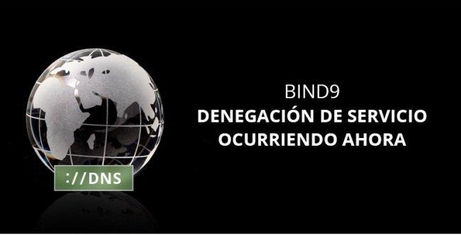 BIND9 – Exploit de Denegación de Servicio