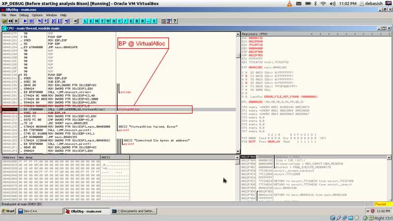 Anti-Runtime-Malware-Analysis
