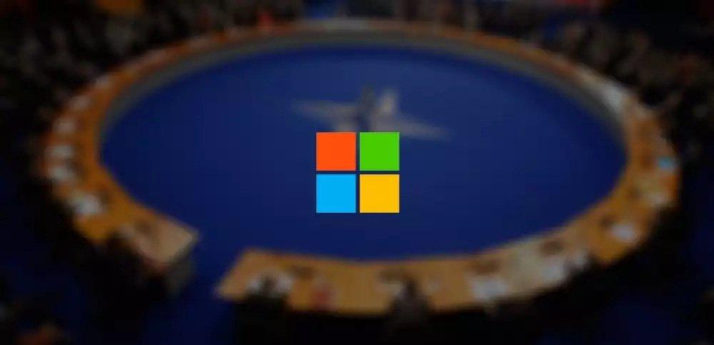Microsoft firma un tratado con la OTAN para mejorar la seguridad internacional