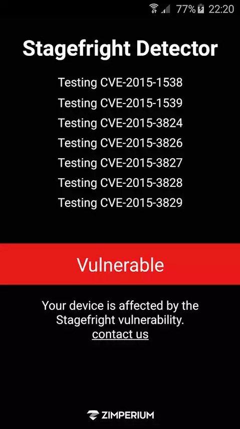 Hacen público el código del exploit que aprovecha la vulnerabilidad Stagefright en Android