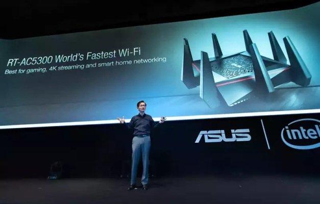 RT-AC5300, el router WiFi más rápido del mundo es presentado en IFA 2015