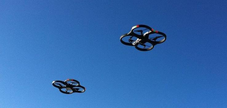 Técnicas hacking aplicadas a drones.