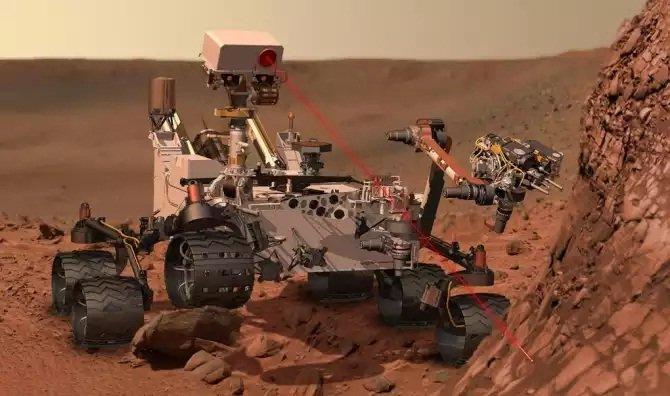 Problemas de seguridad han amenazado la exploración de Marte