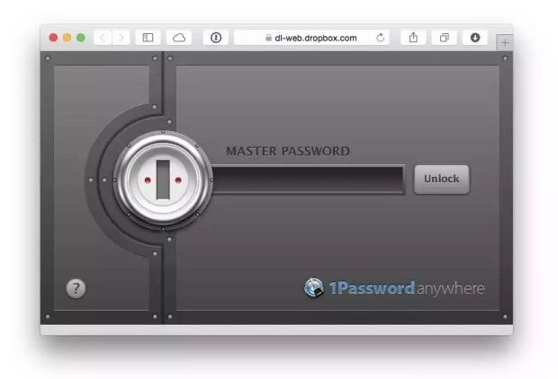 Un fallo permite el robo de metadatos del servicio 1Password