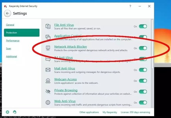 kaspersky security_
