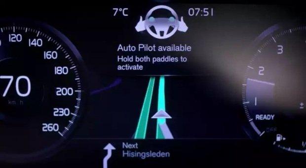 El fabricante tendrá la responsabilidad ante un accidente de un coche autónomo, dice Volvo