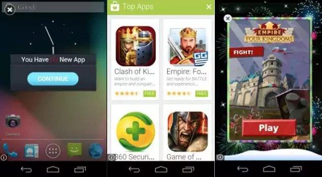 Detectan otra campaña adware en la Play Store