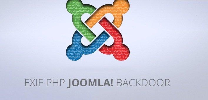 Esconden una puerta trasera en el logo de Joomla