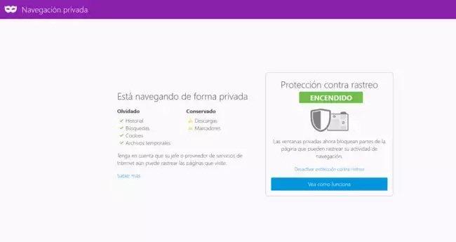 Firefox estrena su protección contra el rastreo bloqueando trackers y publicidad